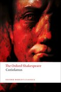 Cover for The Tragedy of Coriolanus: The Oxford Shakespeare - 9780199535804