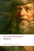 Cover for The History of King Lear: The Oxford Shakespeare - 9780199535828