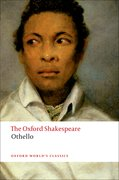 Cover for Othello: The Oxford Shakespeare - 9780199535873