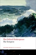 Cover for The Tempest: The Oxford Shakespeare