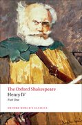 Cover for Henry IV, Part I: The Oxford Shakespeare