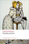 Cover for Dombey and Son