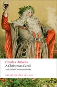 Cover for A Christmas Carol and Other Christmas Books