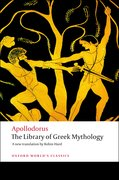 Cover for The Library of Greek Mythology