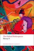 Cover for Henry V: The Oxford Shakespeare