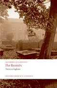 Cover for The Brontës (Authors in Context)