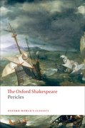 Cover for Pericles: The Oxford Shakespeare