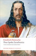 Cover for Thus Spoke Zarathustra - 9780199537099