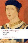 Cover for Henry VI, Part One: The Oxford Shakespeare