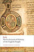 Cover for The Ecclesiastical History of the English People