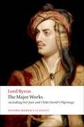 Cover for Lord Byron - The Major Works