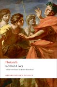 Cover for Roman Lives
