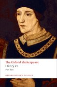 Cover for Henry VI, Part Two: The Oxford Shakespeare