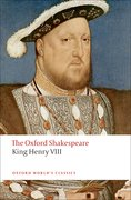 Cover for King Henry VIII: The Oxford Shakespeare