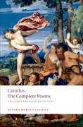 Cover for The Poems of Catullus