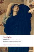 Cover for Oresteia