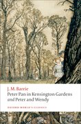 Cover for Peter Pan in Kensington Gardens / Peter and Wendy