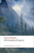 Cover for A Philosophical Enquiry into the Origin of Our Ideas of the Sublime and Beautiful