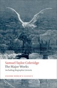 Cover for Samuel Taylor Coleridge - The Major Works