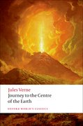 Cover for Journey to the Centre of the Earth