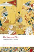 Cover for The Bhagavad Gita