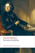 Cover for Nicholas Nickleby