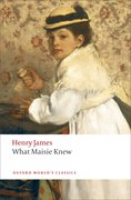 Cover for What Maisie Knew