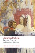 Cover for Eugene Onegin