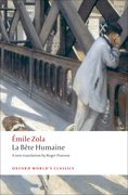 Cover for La Bête humaine