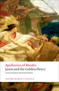 Cover for Jason and the Golden Fleece (The <i>Argonautica</i>)
