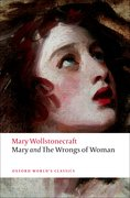 Cover for Mary and The Wrongs of Woman