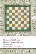 Cover for Women Beware Women, and Other Plays