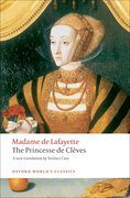 Cover for The Princesse de Clèves