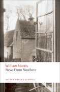 Cover for News from Nowhere