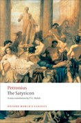 Cover for The Satyricon