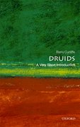 Cover for Druids: A Very Short Introduction