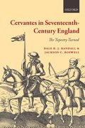 Cover for Cervantes in Seventeenth-Century England