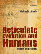 Cover for Reticulate Evolution and Humans