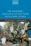 Cover for The Manambu Language of East Sepik, Papua New Guinea