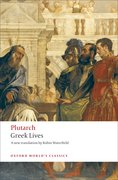 Cover for Greek Lives