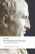 Cover for The Republic and The Laws