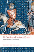 Cover for Sir Gawain and The Green Knight