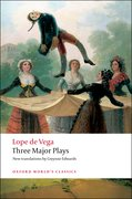 Cover for Three Major Plays