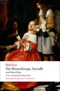 Cover for The Misanthrope, Tartuffe, and Other Plays