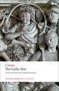 Cover for The Gallic War
