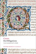 Cover for On Obligations