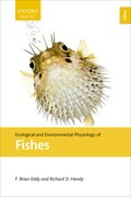 Cover for Ecological and Environmental Physiology of Fishes