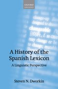 Cover for A History of the Spanish Lexicon