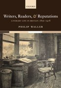 Cover for Writers, Readers, and Reputations