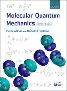 Cover for Molecular Quantum Mechanics